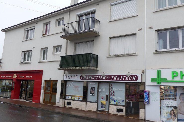 Pour investisseurCHAMBRAY-LES-TOURS – Appartement T3